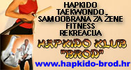 HAPKIDO BROD - vrhunska škola borilačkih sportova